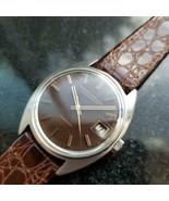 Mens Girard Perregaux Gyromatic 34mm Automatic 1960s Date Vintage Swiss ... - $1,979.01