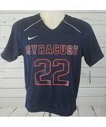 Nike Syracuse Lacrosse Boys Jersey Medium  - $26.99