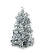 Doll House Shoppe Silver Ultimate Christmas Tree dhs4682 UNDECORATED Miniature - $32.90