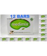 12 BARS Medimix 125grams Glycerine & Lakshadi Oil Ayurvedic Soap Natural... - $26.00