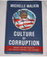 Culture of Corruption : Obama and His Team of Tax Cheats, Crooks, and Cr... - $11.85