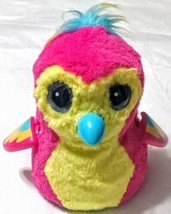 Hatchimals Pengula Series Spin Master Pink Yellow Already Hatched WORKS - $19.79