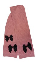 Kate Spade New York Plaid Wool Muffler with Grosgrain Bows - $89.09