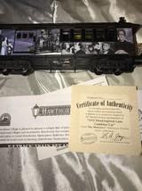The Munsters 1313 Mockingbird Land Car With Tracks Set With COA Rare - $199.99