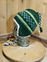 ADULT UNISEX Wool Blend Winter Beanie Hat Ear Flaps One Size Fleece Inte... - $21.98
