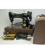 1930's Raico 'SINGER FEATHERWEIGHT' SEWING MACHINE Working - Read Descri... - $395.99