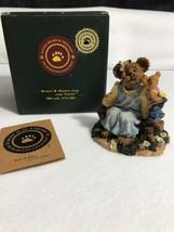 Boyds Bears: Momma McBruin With Munchkin I love You Style  # 82508 - $18.70