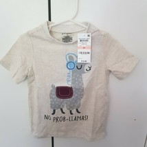 Macys First Impressions Baby Boys Llama-Print T-Shirt Baby Boys Toddler 24 Mnth - $7.16