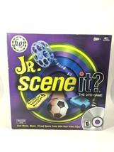 Scene it? Jr dvd game - $17.50