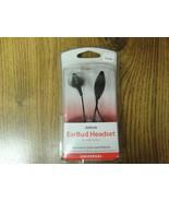 EarBud Headset Jabra Ear Buds Verizon Plug in Ear Bud Headset - $2.96
