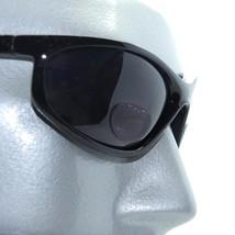 WrapAround Sunglasses +2.50 Bifocal Reading Glasses with Cord Black Devil Frame - $24.00