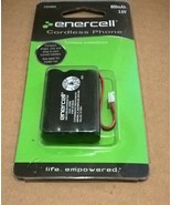 NEW ENERCELL 800MAH NI-MH CORDLESS PHONE BATTERY THOMPSON 23-892 F8011A ... - $6.35