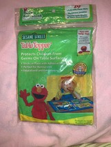 NEW SESAME STREET TABLE TOPPER 20 COUNT NEW - $6.30