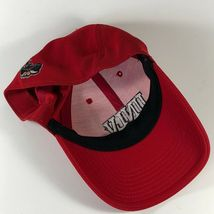UNLV Rebels University Of Las Vegas 90s Hat Cap Fitted One Size Men Red Stretch image 7