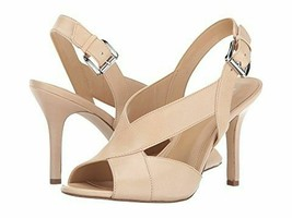 Michael Kors Becky Dress Sandals Women's Shoes, Oyster, 9M - $49.99