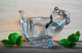 Vintage Collectible Avon Crystal Clear Bright Chipmunk Candlette Candle ... - $10.00