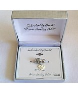 Sterling Silver Individuality Beads Charm Set of 3 - #1 Mom NEW - $34.99