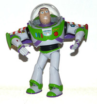Disney Buzz Lightyear Toy Story Action Figure Thinkway Toys Light Up Tal... - $59.28