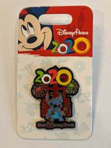 Stitch at Hollywood Tower Hotel WDW Walt Disney World 2020 Disney Pin Tr... - $11.87