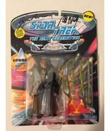 "Gowron Ritual Attire Star Trek Action Figure Playmates 5"" Card 1994 *Sig... - $99.00"