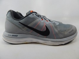 Nike Dual Fusion X2 Size 10.5 M (D) EU 44.5 Men's Running Shoes Gray 819316-005