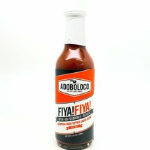 FIYA! FIYA! Adoboloco Hot Sauce - 5 Ounce Bottle (3xVery Hot) - Featured... - $14.92