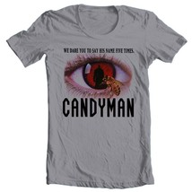 Candyman T-shirt retro horror movie 80s slasher films 100% cotton graphic tee image 2