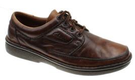 CLARKS Oxfords Comfort Men's Brown Shoes 36279 Size 9 W EUC - $29.65
