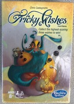 Hasbro Tricky Wishes Card Game - New in Box - $2.49