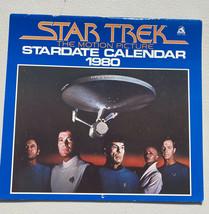 1980 Star Trek Calendar Pocket Books Wall Hanging - Unused - $9.20