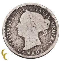 1893 Canada 10 Cents Coin (G) Good Condition - $791.01