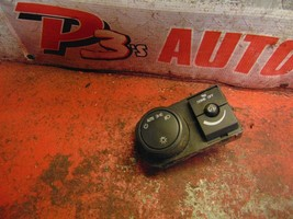 10 11 12 13 07 08 09 GMC Sierra Silverado oem headlight & light dimmer s... - $14.84