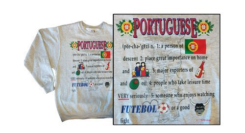 Portugal national definition sweatshirt 10251