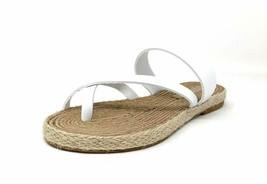 Soda October Women Espadrille Flip Flops Flat Summer Basic Sandals Thong... - $24.30+