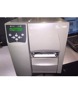Zebra S4M Industrial Thermal Transfer Label Printer S4M00-2001-0100T USB - $296.95
