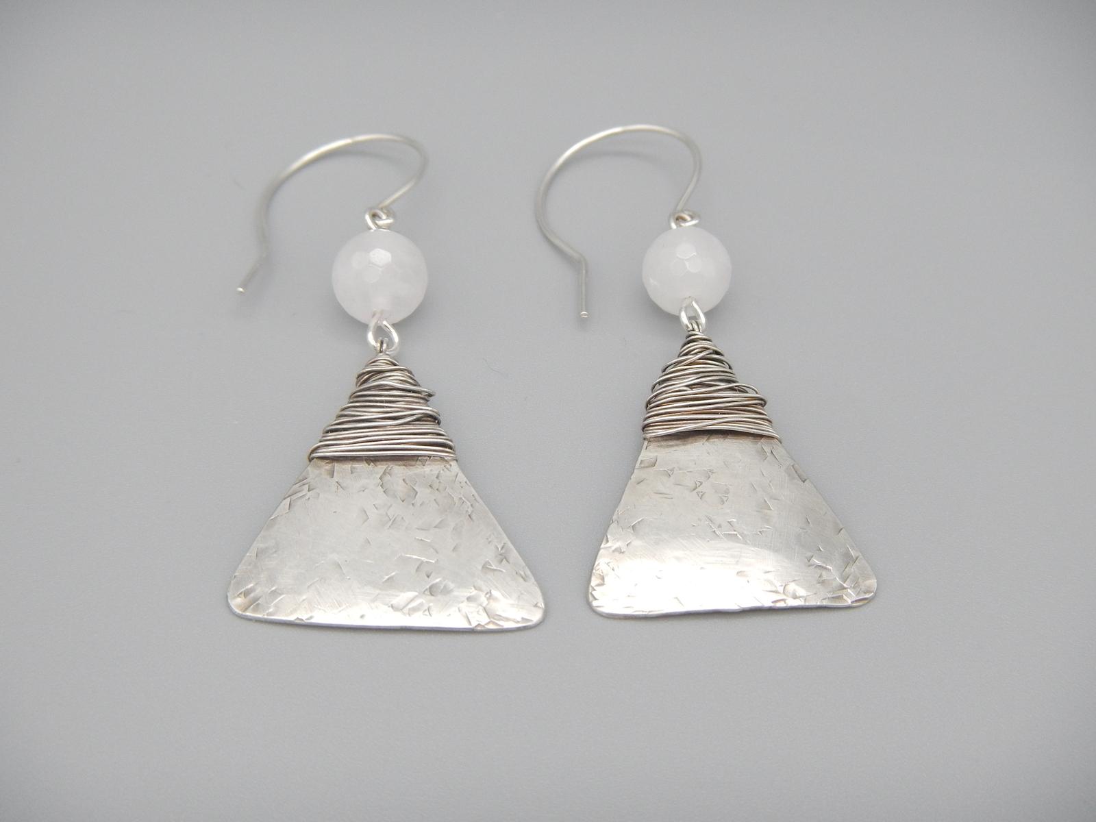 27 1 rose quartz sterling focal earrings 025