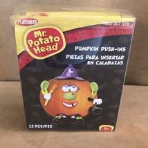 Mr Potato Head Pumpkin Push-Ins Witch Costume Pumpkin Decorating Kit Pla... - €20,99 EUR