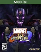 Marvel vs Capcom Infinite DELUXE EDITION - Xbox One NEW - $69.29