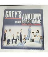 Grey's Anatomy Trivia Board Game Cardinal 2007 Sealed New - $55.65