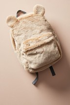 Anthropologie Fuzzy Bear Backpack - NWT - $103.86 CAD