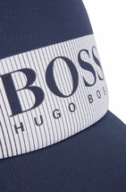 Hugo Boss Men's Premium Sport Logo Adjustable Baseball Hat Cap image 8