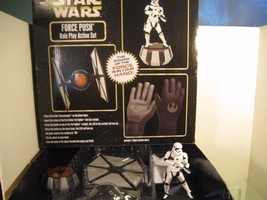 Disney Parks Exclusive Star Wars Force Awakens Force Push Role Play Action Set - $22.43