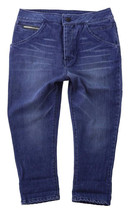 NEW WOMEN'S ROCKSTAR DENIM JEAN CAPRI PANTS LIGHT WASH STYLE # RSW701DWN03