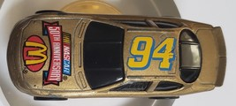 Hot Wheels 1998 Mattel  McDonald's NASCAR 50th Anniversary #94 Racing Car - $2.95