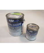 Kelly Moore Envira-poxy Water Reducible Epoxy Gloss 1 Gallon Kit 7100-0100 - $64.09