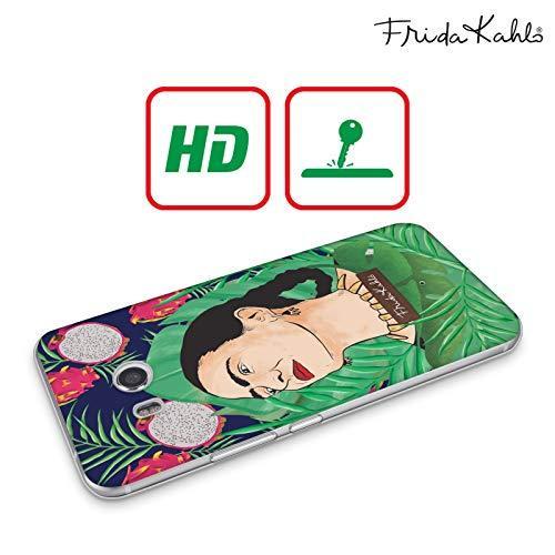 Official Frida Kahlo Tropical Portrait 3 Soft Gel Case Compatible for HTC One A9