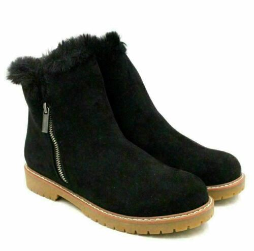 American Eagle Outfitters Women Ankle Boots Size US 7 Black - $27.00