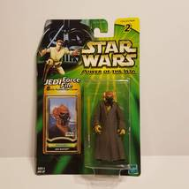 Star Wars Power of the Jedi Plo Koon. New sealed - $10.00