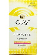Olay Complete Lotion All Day Moisturizer with SPF 15 for Normal Skin, 6 ... - $9.49
