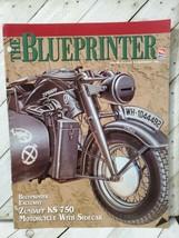 96 AMT Ertl Blueprinter Newsletter Vol 10 Issue 4 zundqpp is 750 motorcy... - $11.88